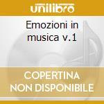 Emozioni in musica v.1 cd musicale di Antonio
