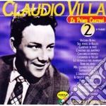 Claudio Villa - Le Prime Canzoni #02 cd musicale di VILLA CLAUDIO