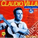 Claudio Villa - Le Prime Canzoni #05 cd musicale di VILLA CLAUDIO