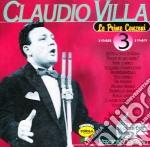 Claudio Villa - Le Prime Canzoni #09 cd musicale di VILLA CLAUDIO