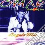 Omar - Angelo Mio cd musicale di OMAR