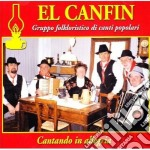 El Canfin - Cantando In Allegria cd musicale di EL CANFIN