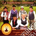 El Canfin - La Tradizione Continua cd musicale di EL CANFIN