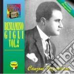 Beniamino Gigli - Celebri Canzoni Napoletane cd musicale di GIGLI BENIAMINO