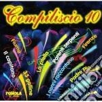 Compiliscio 10 cd musicale di AA.VV.