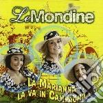 La marianna la va in campagna cd musicale di Mondine Le