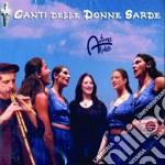 Actores Alidos - Canti Delle Donne Sarde cd musicale di Karl Potter