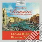 GIOVANNA D'ARCO (CANTATA), ARIE DA CAMER cd musicale di Gioachino Rossini