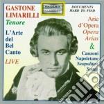 LIMARILLI GASTONE INTERPRETA cd musicale
