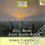 Reubke Julius - La Scuola Di Liszt - Grosse Sonate In Si Bemolle Minore cd musicale
