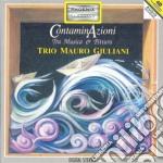 Vincenzo Mastropirro - Contaminazioni Tra Musica E Pittura cd musicale