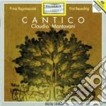 CANTICO (DAL CANTICO DEI CANTICI) cd musicale di THE MANTOVANI ORCHES