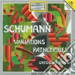Schumann Robert - Variazioni  Patetiche cd musicale di Robert Schumann