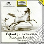 Tchaikovsky / Rachmaninoff - Pasquale Iannone Piano cd musicale di Ciaikovski pyotr il'