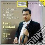 Maurice Ravel - Tzigane Per Violino E Pianoforte cd musicale di Maurice Ravel