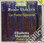 Ugoletti Paolo - La Fonte Nascosta cd musicale di Paolo Ugoletti