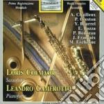 Musica Per Sassofono E Pianoforte cd musicale
