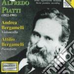 Piatti Carlo Alfredo - Il Paganini Del Violoncello - Variazioni Sulla Lucia Di Lammermoor Op.2 cd musicale di PIATTI CARLO ALFREDO
