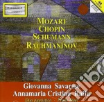 Mozart Wolfgang Amadeus - Musica Per Pianoforte - Sonata In Re Maggiore K 448 cd musicale di Wolfgang Amadeus Mozart