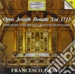 OPUS JOSEPH BONATTI XNI 1713 cd musicale