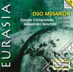 EURASIA - A MUSICAL JOURNEY OF THE MIND cd musicale