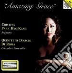AMAZING GRACE                             cd musicale
