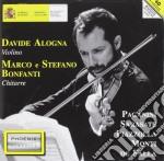 Musica per violino e chitarra cd musicale di Miscellanee