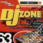 Artisti Vari - Dj Zone 63 House Session 24 cd musicale di ARTISTI VARI