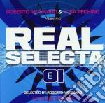 REAL SELECTA VOL.1 cd musicale di ARTISTI VARI