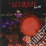 Delirium - Vibrazioni Notturne Live cd musicale di DELIRIUM