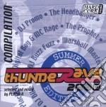 Thunderave 2000 - Summer Edition cd musicale di ARTISTI VARI