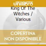 King of the witches-black widow tribute cd musicale di Artisti Vari