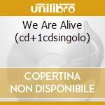 WE ARE ALIVE (CD+1CDSINGOLO) cd musicale di PAUL VAN DYK