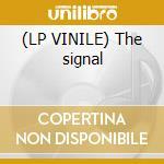 (LP VINILE) The signal lp vinile di T-man