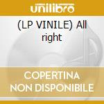 (LP VINILE) All right lp vinile di Woody bianchi feat.