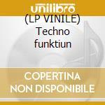 (LP VINILE) Techno funktiun lp vinile di T Double
