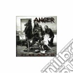Anger - Chaos cd musicale di Anger