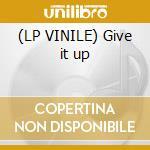 (LP VINILE) Give it up lp vinile di Sax 4