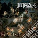 Distruzione - Malicidium cd musicale di DISTRUZIONE