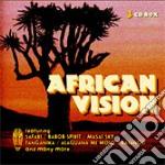 African Vision cd musicale di Artisti Vari
