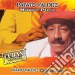 Patato Valdez - Master Piece cd musicale di VALDEZ PATATO