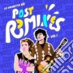 Post Remixes Vol.1 cd musicale di ARTISTI VARI