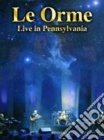LIVE IN PENNSYLVANIA (2 CD+DVD) cd musicale di ORME