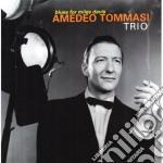 Amedeo Tommasi Trio - Blues For Miles Davis cd musicale di Amedeo tommasi trio