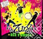 Zurda La - Aca' Y Ahora cd musicale di Zurda La
