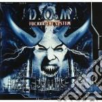 D.o.m. - Fuckkk The System cd musicale di D.o.m.