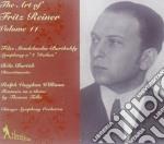 Reiner Fritz Vol.11  - Reiner Fritz Dir  /chicago Symphony Orchestra cd musicale