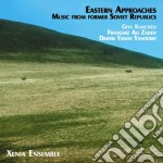 Xenia Ensemble - Eastern Approaches cd musicale di Ensemble Xenia