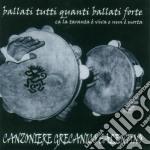 Canzoniere Grecanico Salentino - Ballati Tutti Quanti Ballati Forte cd musicale di CANZONIERE GRECANICO SALENTINO