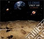 1967-1969 LE ORIGINI cd musicale di ORME (LE)